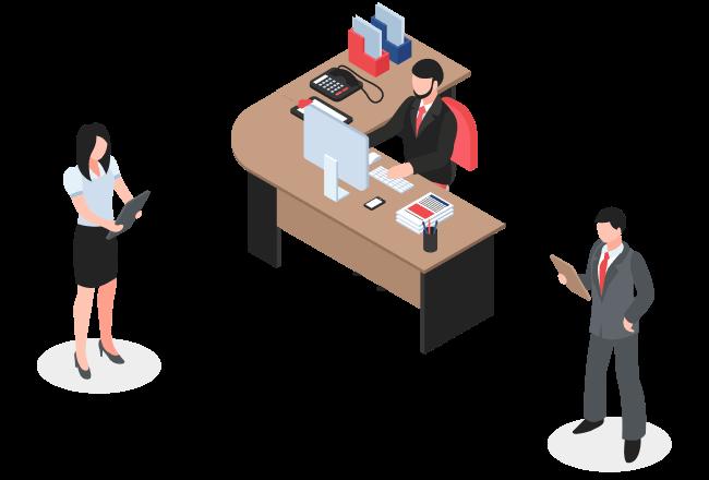必要なクリエイターの人材要件・スキル定義をサポート