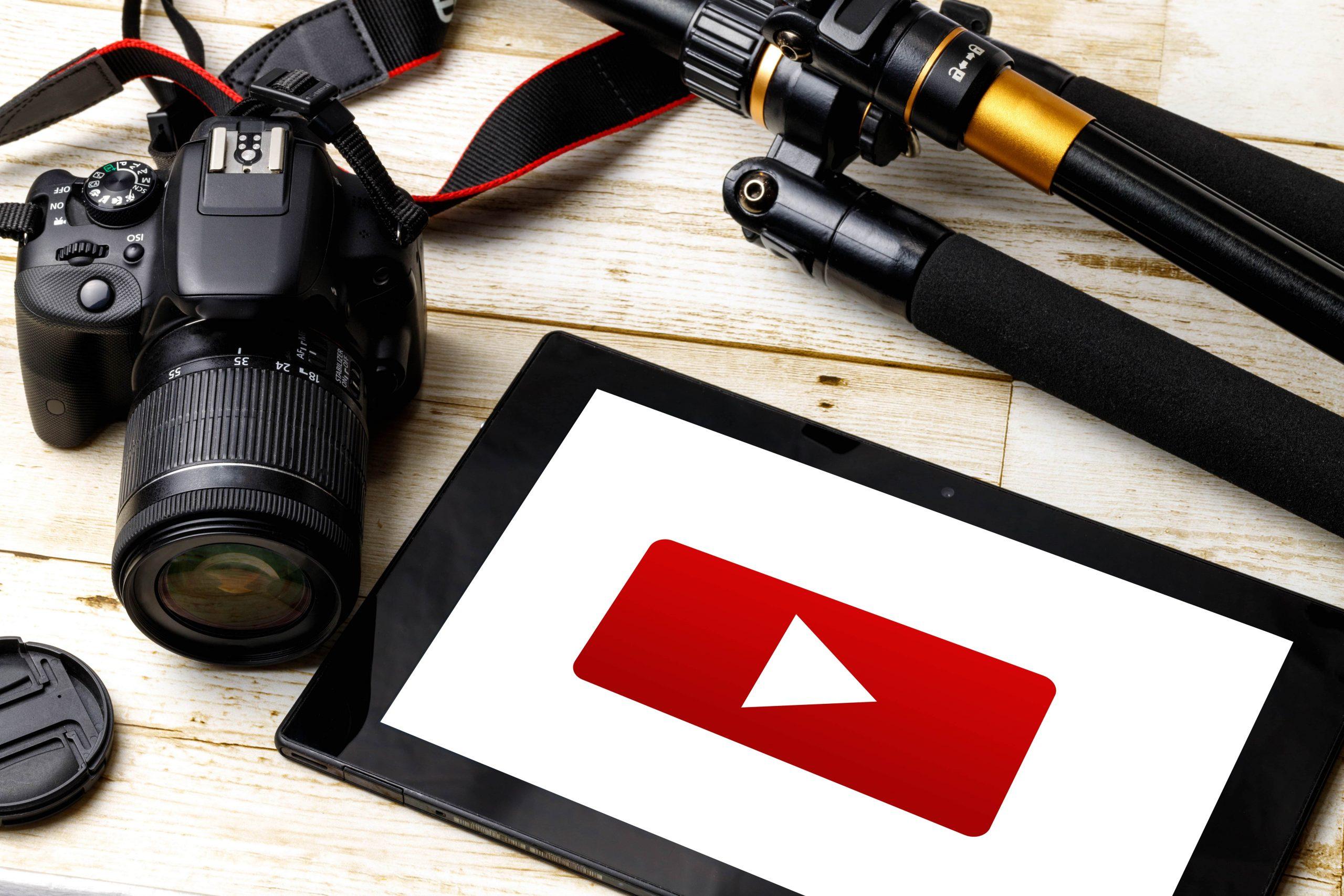 YouTubeのCM動画制作