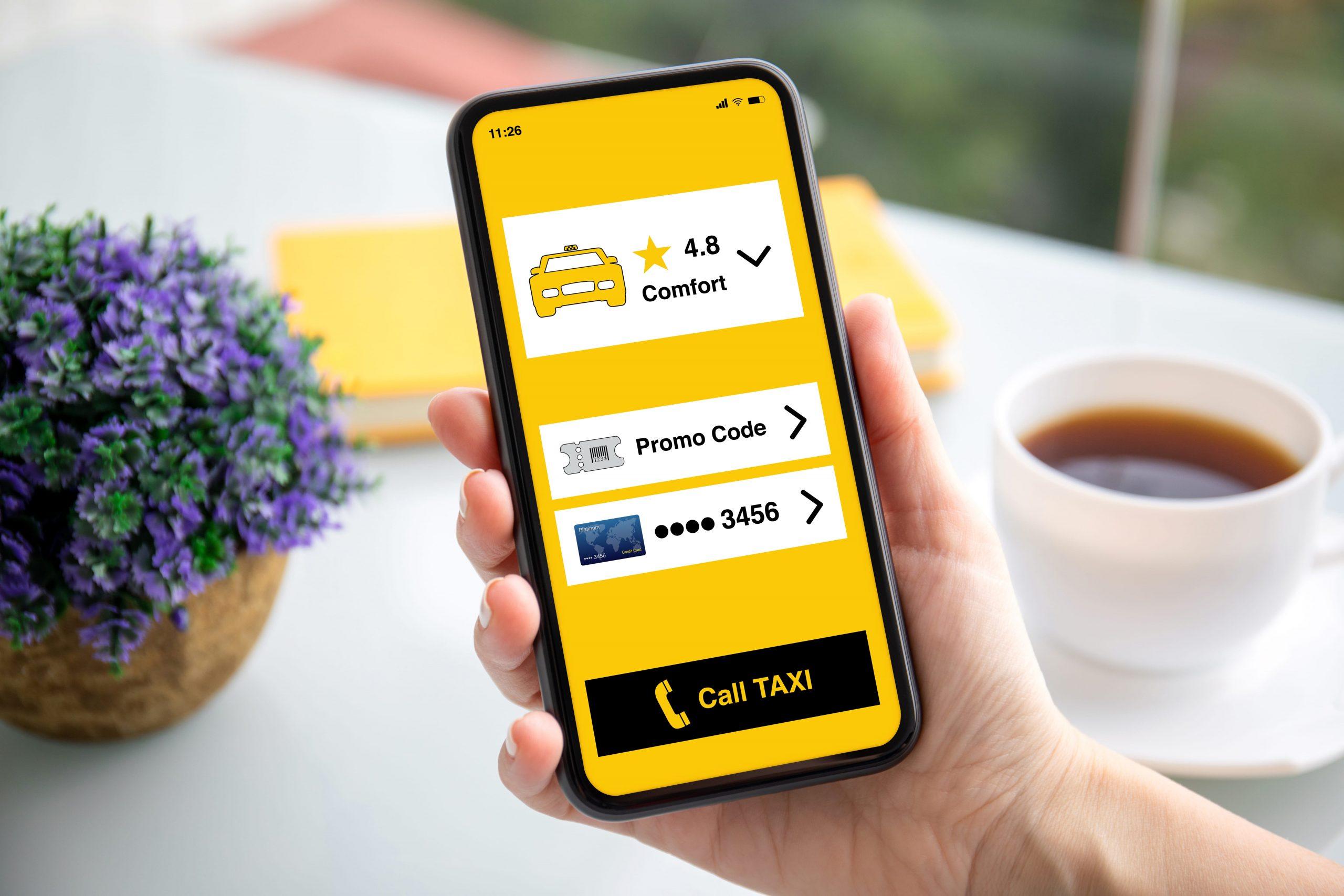 編集メイン タクシーアプリのマニュアル動画制作