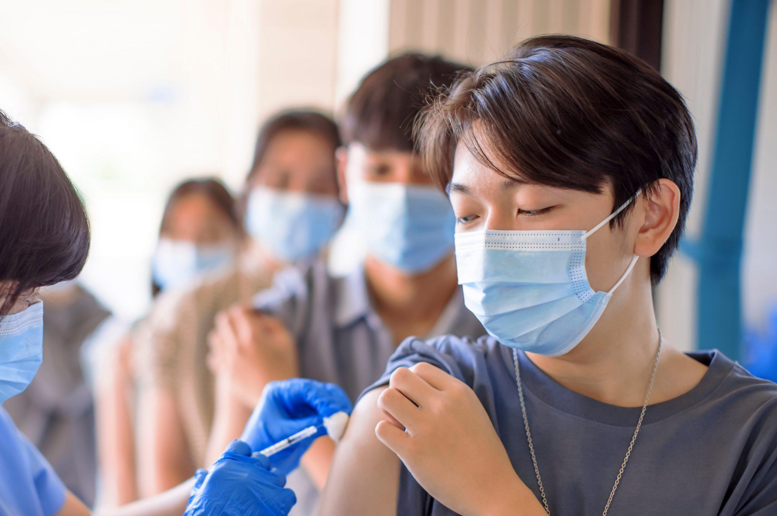 大阪府撮影 ワクチン接種説明動画制作