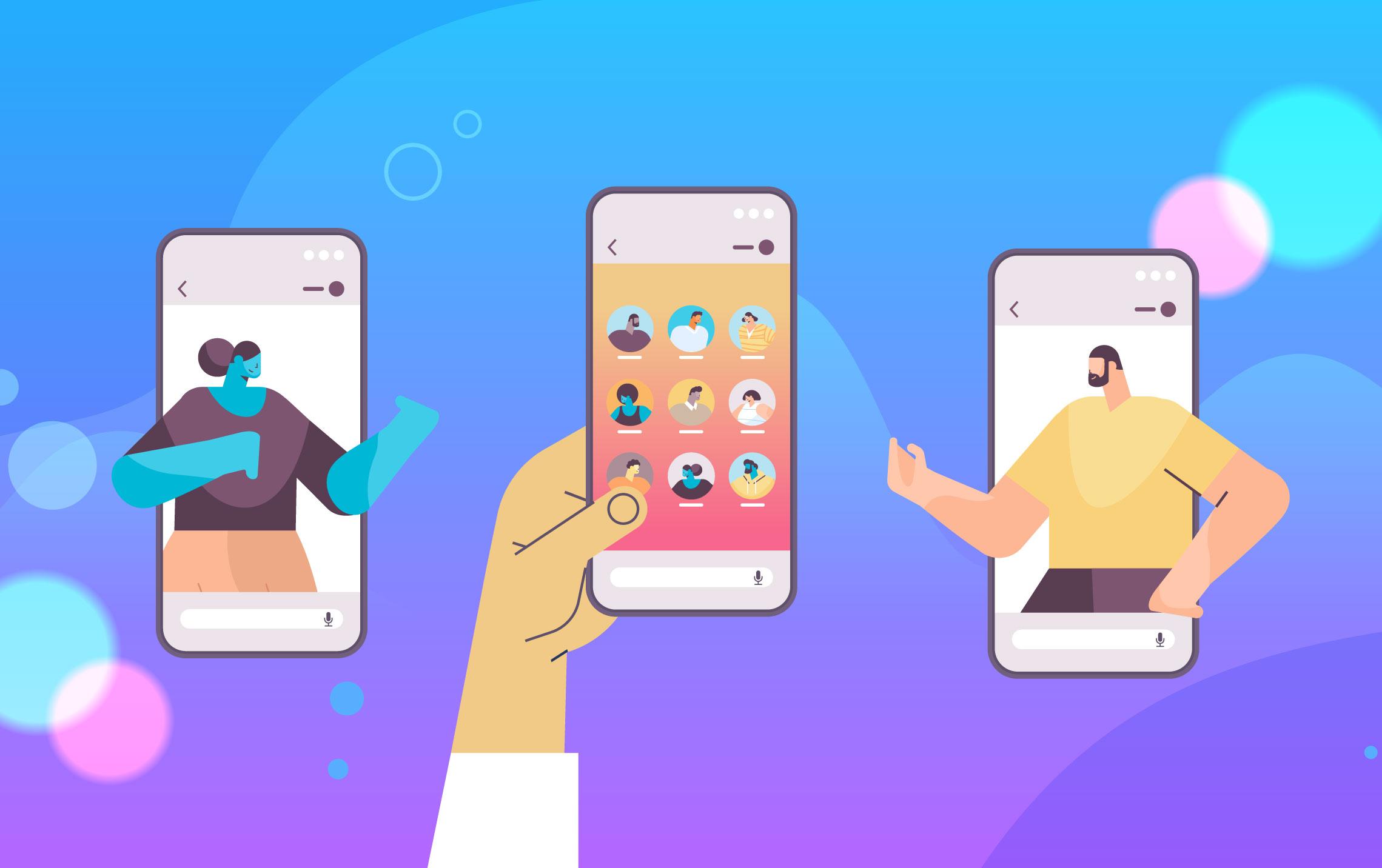 医療系 アプリの操作説明 アニメーション